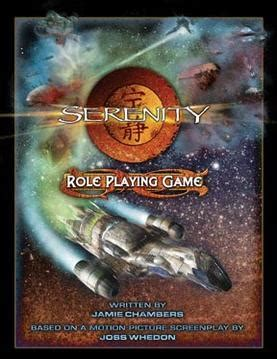 serenity role playing game wikipedia