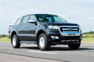new ford ranger 3 2 up review pictures auto express