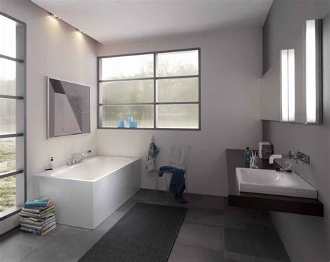 Freistehende Badewanne In Kleinem Bad by Eck Badewanne Bette Silhouette Im Kleinen Badezimmer