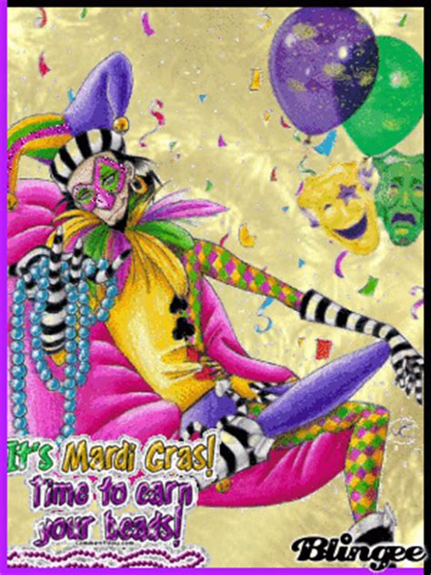 It S Mardi Gras Time To Earn Your Picture