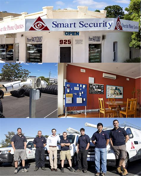 our company smart security alarms perth wa