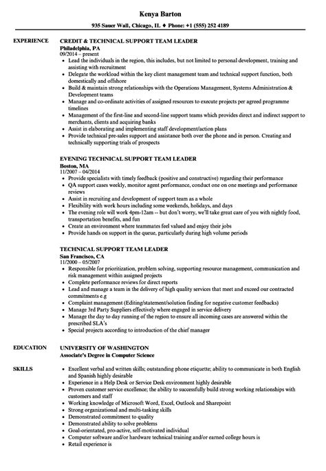 sle resume technical team leader resume team leader sanitizeuv sle resume and templates