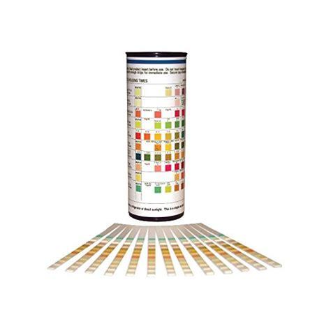 Verify Urinalysis Reagent 10 Parameter 10 parameter urinalysis reagent strips 100 test strips