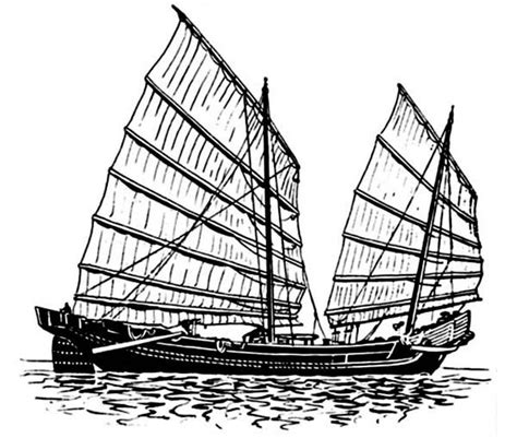 how to draw a chinese junk boat 62 best monterey history images on pinterest native