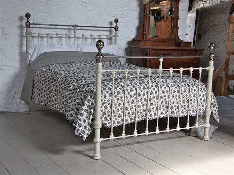 king iron bed classic victorian king size brass and iron bed 238403