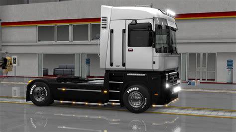renault truck 2016 renault magnum magnum legend mat edition 1 23 x truck