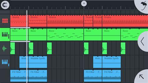 fl studio mobile fl studio mobile 3 虹の音色
