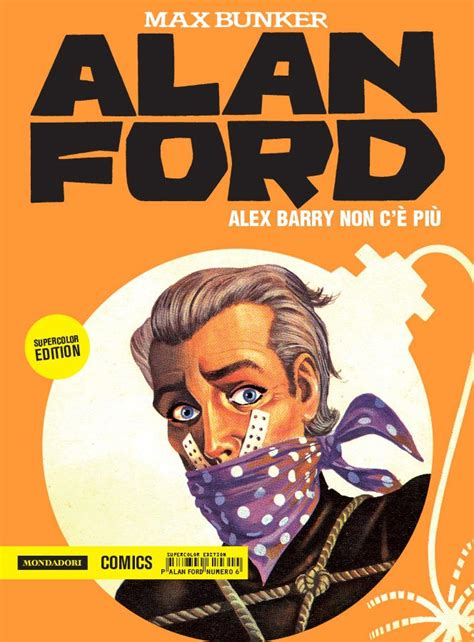 raymonda desdamona presenta volume 1 edition books mondadori comics alan ford supercolor edition 6 alan