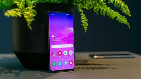 Samsung Galaxy S10 Operating System by Samsung Galaxy S10 On Review A Bigger Better Brighter Galaxy It Pro