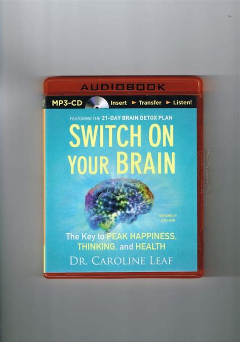 21 Day Brain Detox Book by Audio Books Second Books Buy And Sell In The Uk
