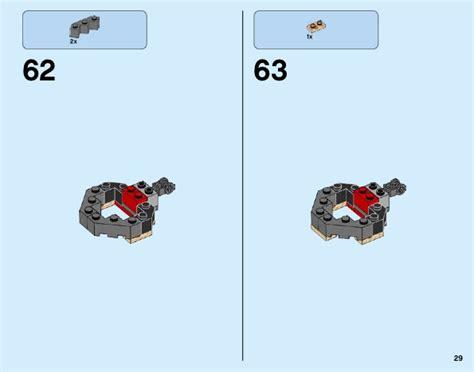 Exklusif Lego 70314 Nexo Knights Beast Master S Cha Diskon lego beast master s chaos chariot 70314 nexo knights