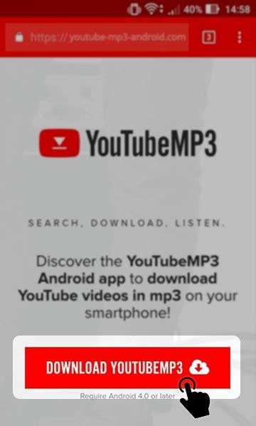 download mp3 youtube pour android application apk pour t 233 l 233 charger des vid 233 os youtube en mp3
