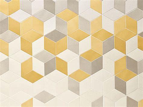 yellow gray pattern mutina tex stone source
