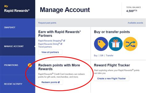 Turning Rapid Rewards Into Amazon Gift Cards   Part 2