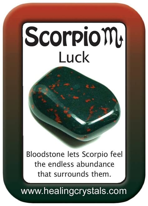 13 best images about crystals for scorpio on