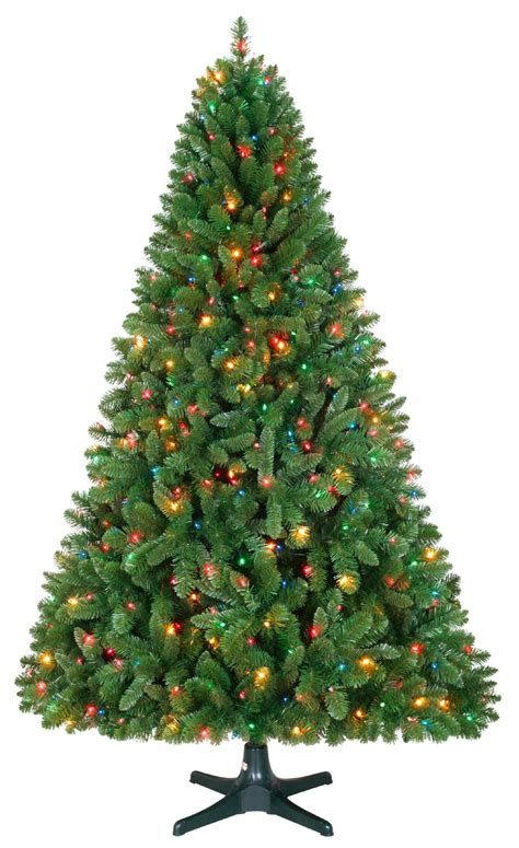 kmart christmas trees pre lit smith 7 5ft pre lit rotating pine from kmart