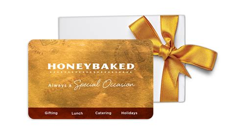 gift cards for any occasion honeybaked ham - Pa State Store Gift Cards