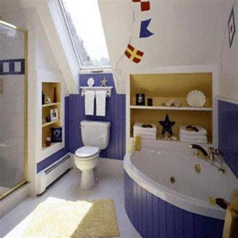 Boys Bathroom Decorating Ideas 1000 Images About Nautical Themed Bathrooms On Boat Shelf Nautical Bathroom