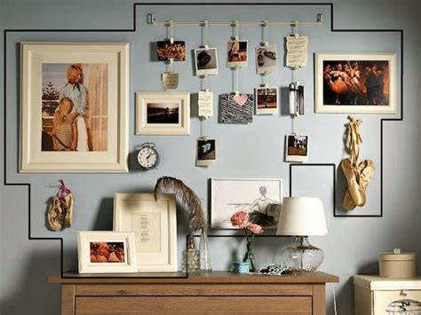 gallery wall ideas decorating houses with gallery wall 18 gallery wall