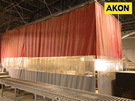 warehouse divider curtains warehouse curtain walls akon curtain and dividers