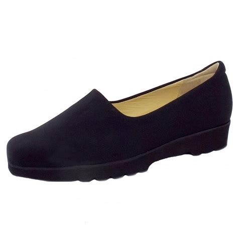 Comfortable Shoes by Kaiser Ronda Comfortable Wide Fit Shoes In