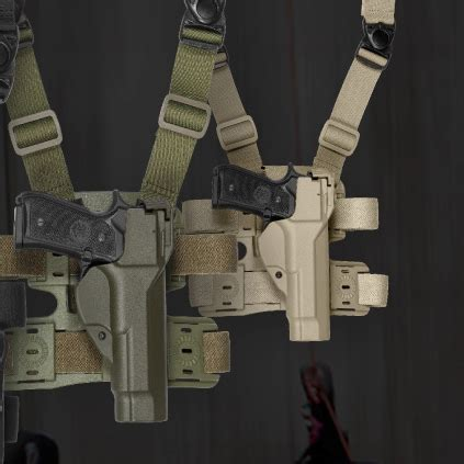 6 best shoulder holsters for 1911 (tactical buying guide