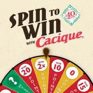 Hsn Gift Card Spin 2 Win Instant Win Game - cacique spin to win instant win game life with kathy