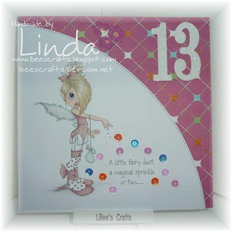 Girly Birthday Cards Girly Birthday Card Docrafts Com