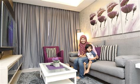 Harga Lentera Dekorasi by Cara Hias Ruang Tamu Rumah Flat Desainrumahid