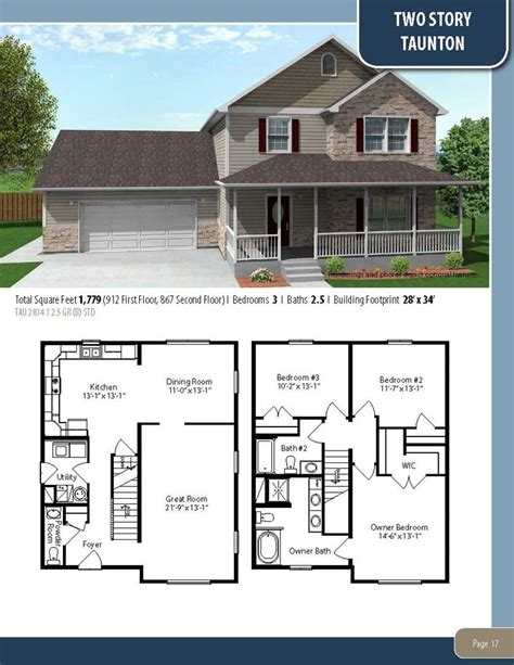 The Taunton Visit Our Website To Learn More About Our Cape Cod House Plans Book