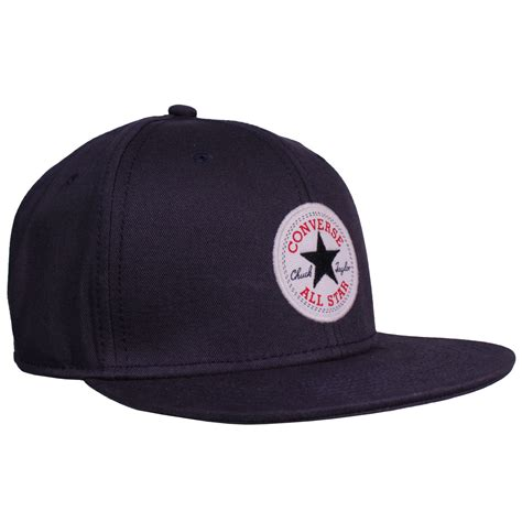 Topi Cap Converse Navy Black Hat converse all snapback twill mens baseball cap hat