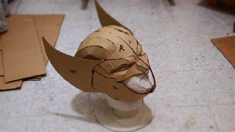 dali lomo x men wolverine costume mask cowl diy