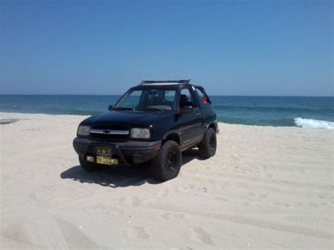 chevy tracker off purchase used lifted 1999 chevy tracker 4x4 convertible in