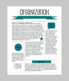 newsletters template word newsletter template 31 free printable microsoft