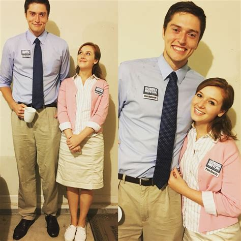 The Office Couples by Best 20 Costumes Ideas On 2016