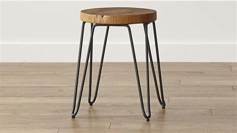 origin 18 quot stool crate and barrel