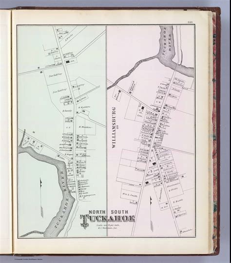 maps and atlases maps woolman and atlas 1878 tuckahoe