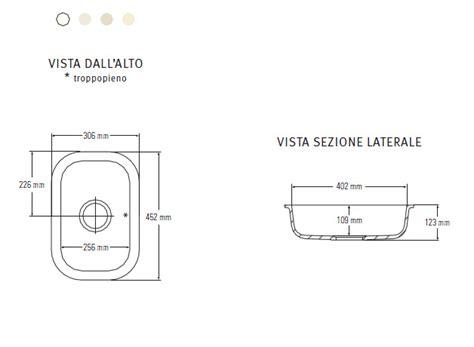 lavello piccolo lavello piccolo singolo 802 tecnomobili