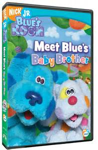 Blue s clues blue s room meet baby brother dvd free shipping