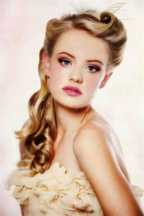 wedding styles for 45 year olds vintage hairstyles for wedding android apps on google play