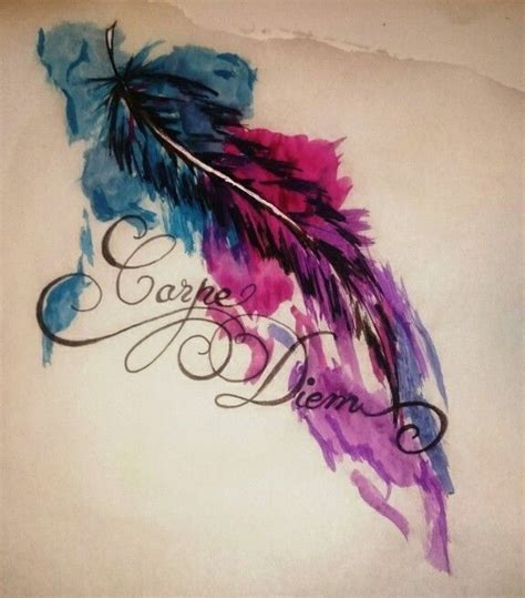 watercolor tattoo feder aquarell feder vorlagen tattoos and