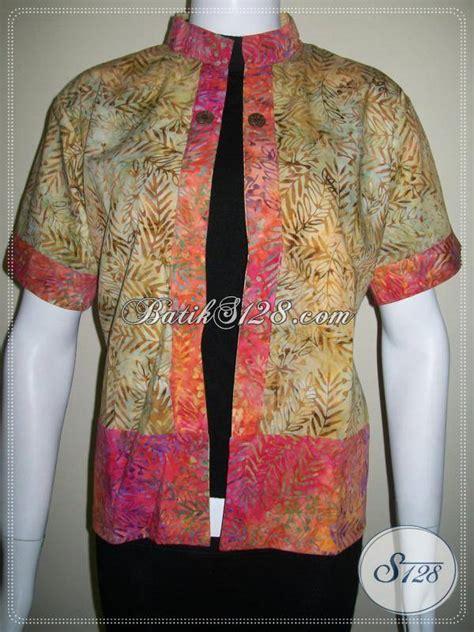 Cardigan Bolak Balik cardigan batik cantik cardigan bolak balik model terkini