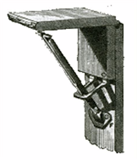 Drop Leaf Table Brackets Drop Leaf Table Supports