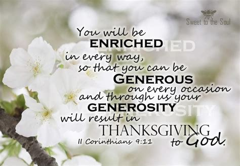 and generosity stewardship