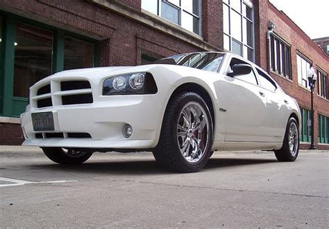 2009 dodge charger spoiler dodge charger front spoiler custom danko reproductions