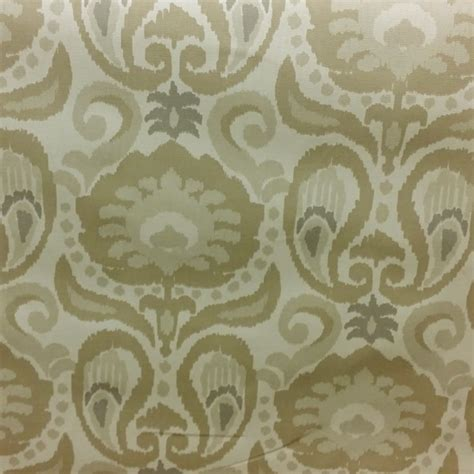 ikat drapery fabric grand ikat linen tan cotton ikat floral drapery fabric