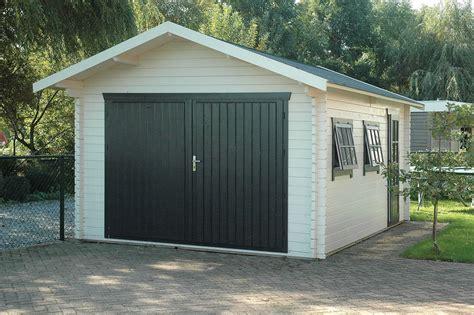 log cabin garage 45mm log cabin garage geir