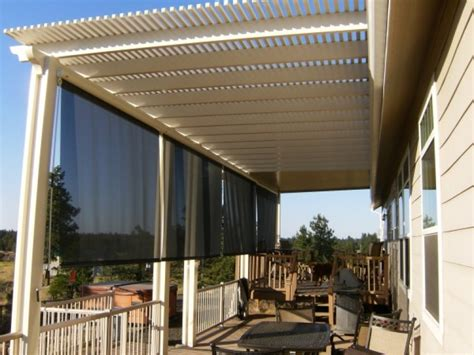cleanly patio shade fabric pergolas from textilene