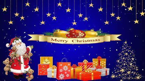 create  animated christmas card  photoshop youtube