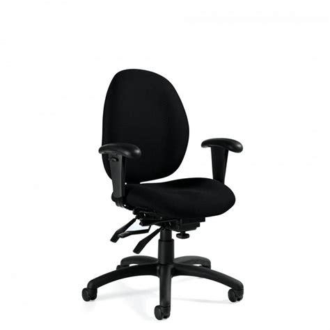 malaga low back ergonomics chair